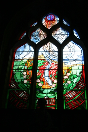 51st HD window (photo taken June 2009)